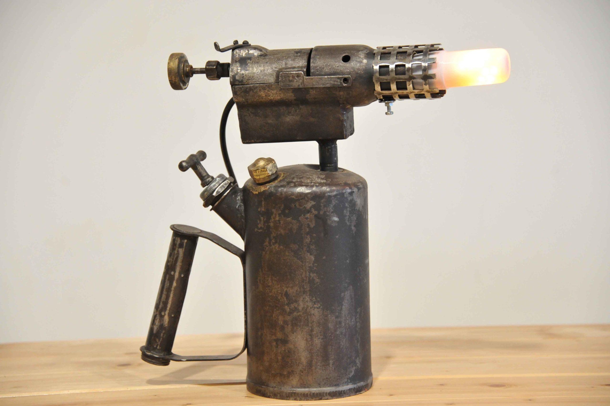 Benzinlampe