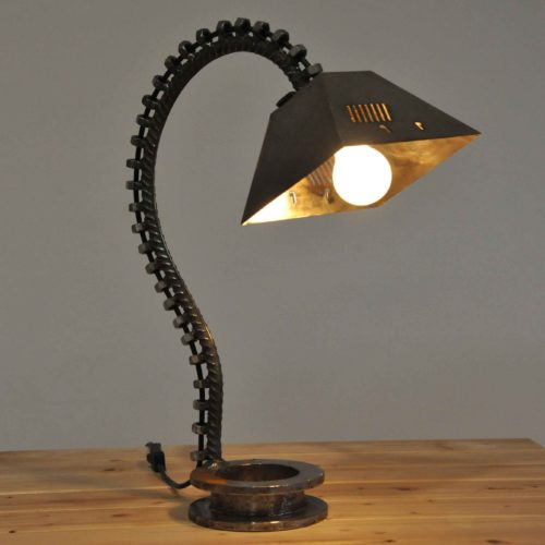 Mutter-Rücken-Lampe